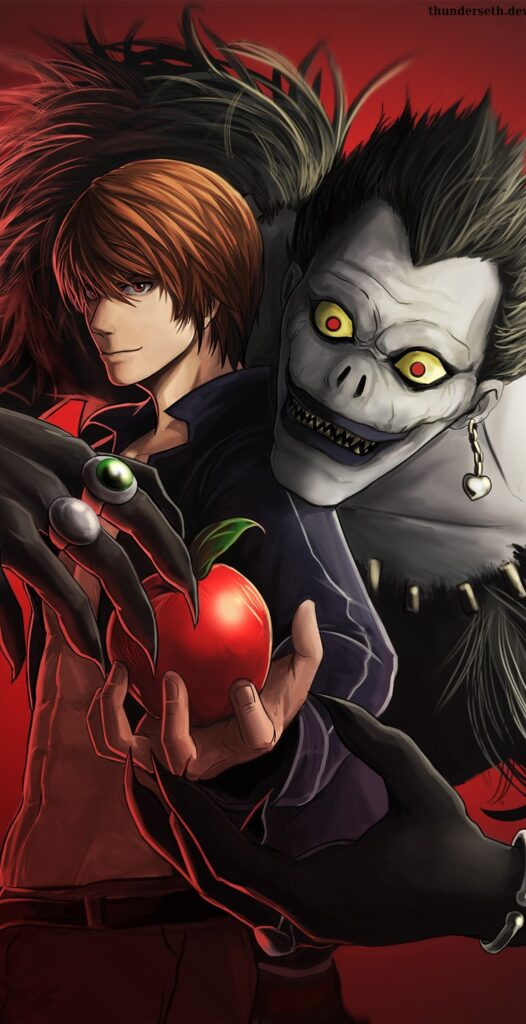 Death Note Wallpaper Season 2