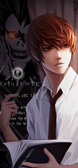 Death Note Wallpaper Iphone
