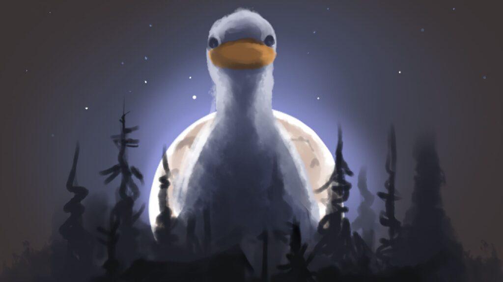 Duck Mac Wallpaper