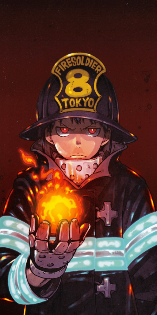 Fire Force Images
