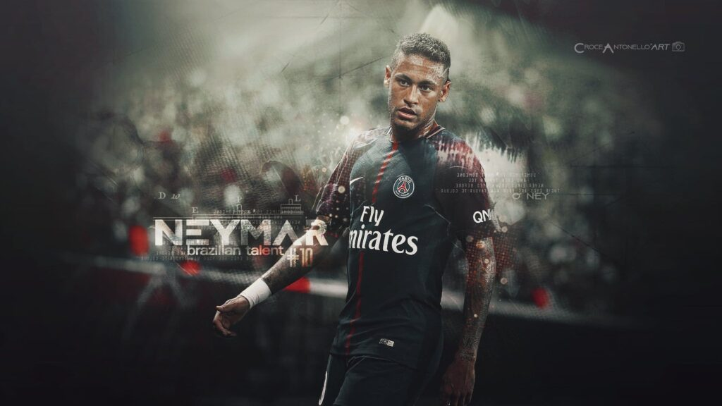 Neymar Laptop Wallpaper