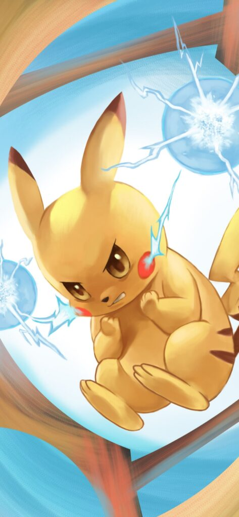 Pikachu Backgrounds