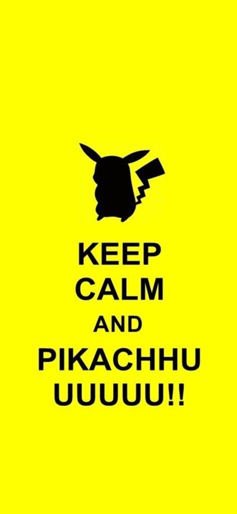 Pikachu Wallpaper 4k