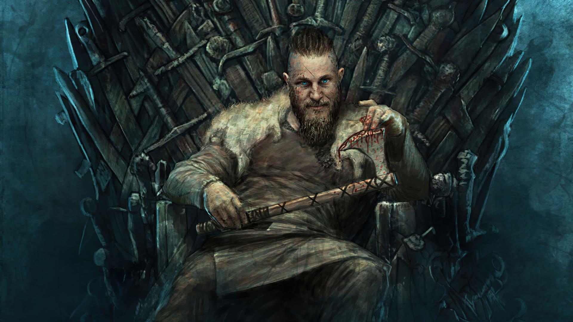 Vikings Wallpapers - Top 4k Background Download