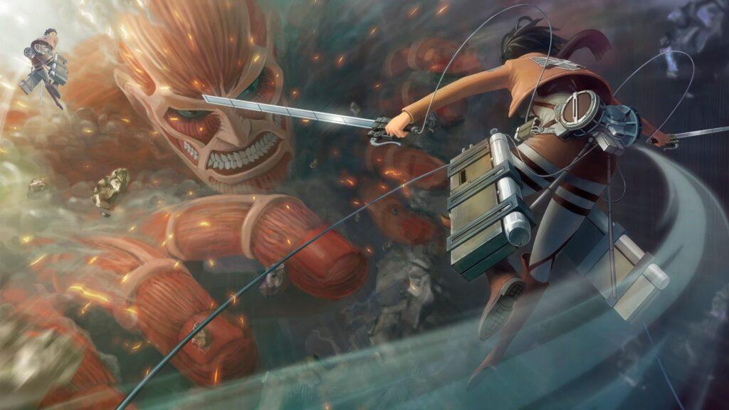 attack on titan photo