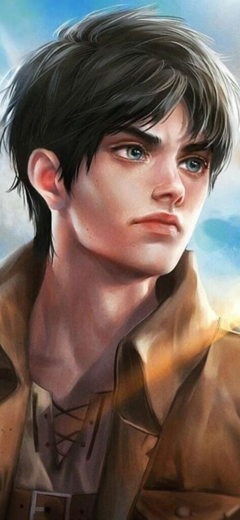 Attack On Titan Wallpaper For Iphone Xs