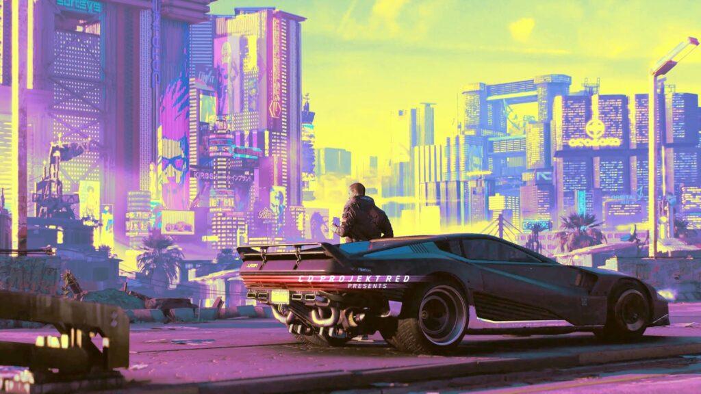 Cyberpunk 2077 Background Hd