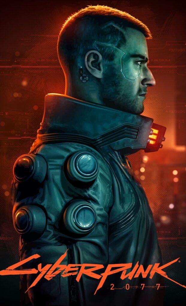 Cyberpunk 2077 Background Phone