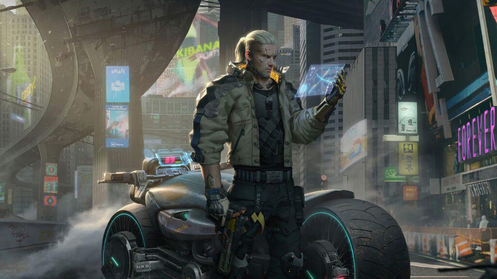 Cyberpunk 2077 Backgrounds