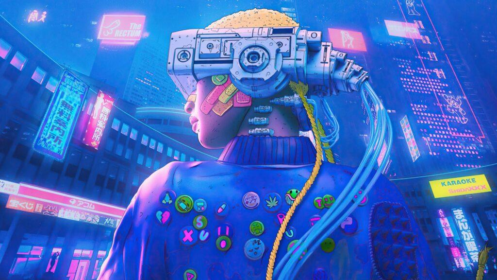 Cyberpunk 2077 Wallpaper 4k