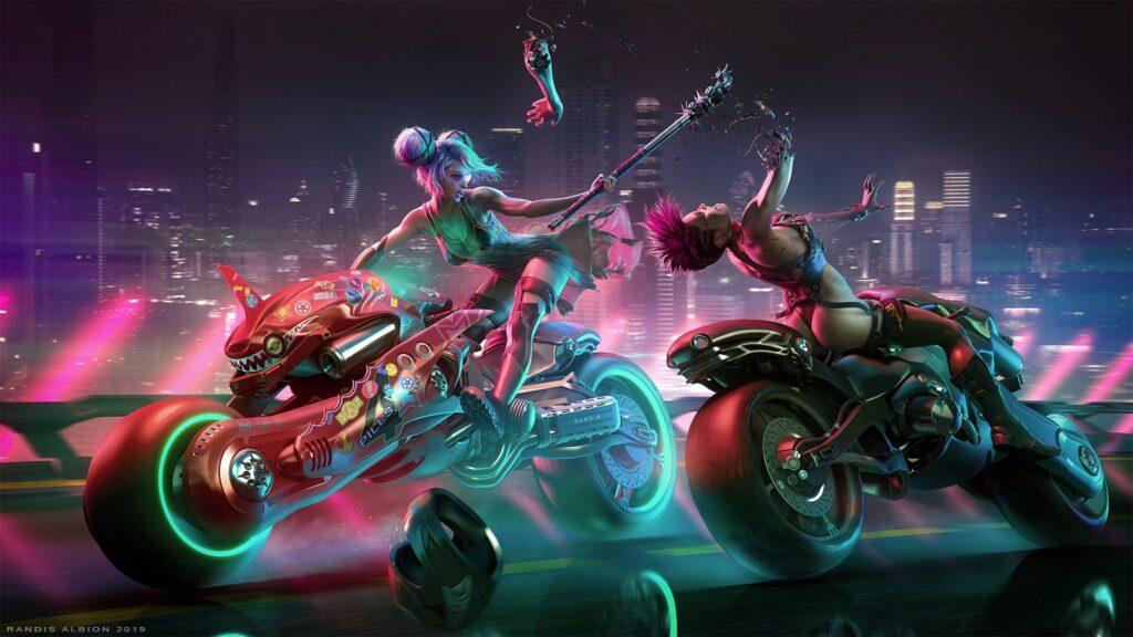 Cyberpunk 2077 Wallpaper Desktop