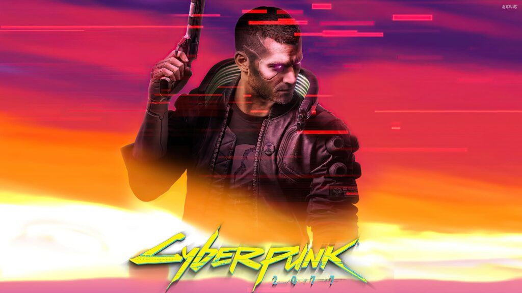 Cyberpunk 2077 Wallpaper Pc