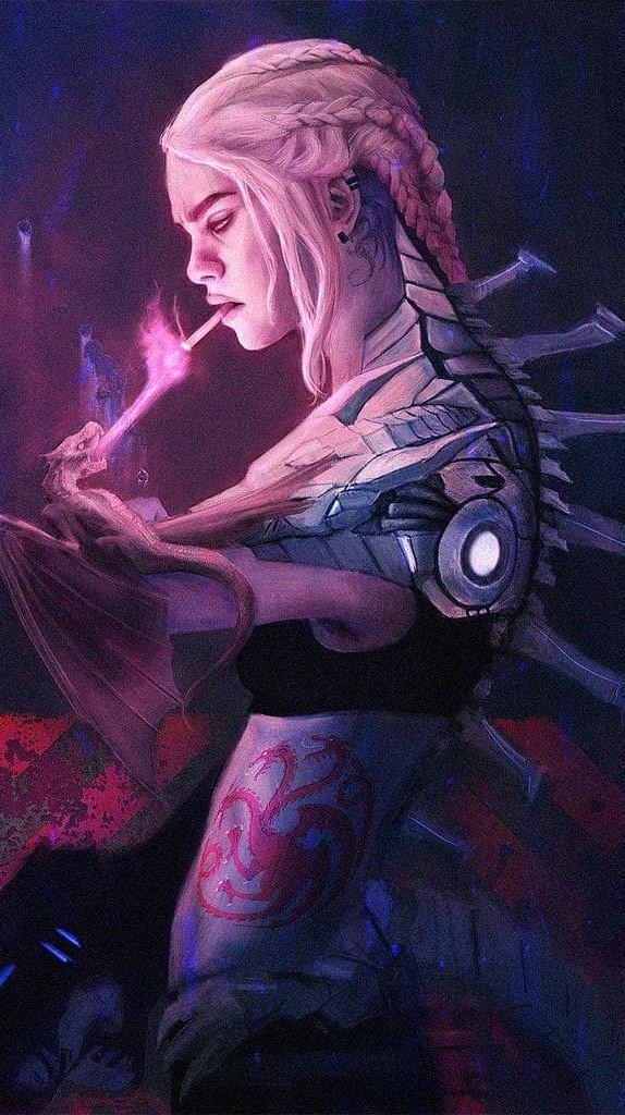 Cyberpunk 2077 Wallpaper Phone