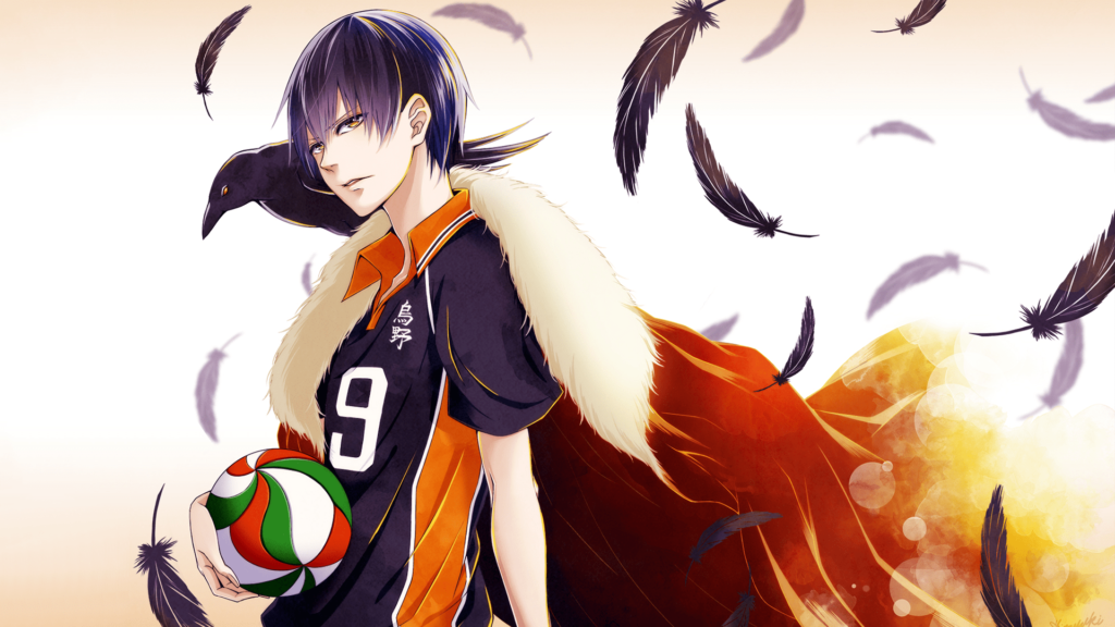 Haikyuu For Laptop Hd Wallpaper