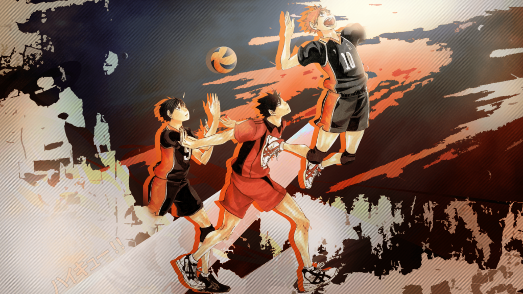 Haikyuu For Laptop Wallpaper