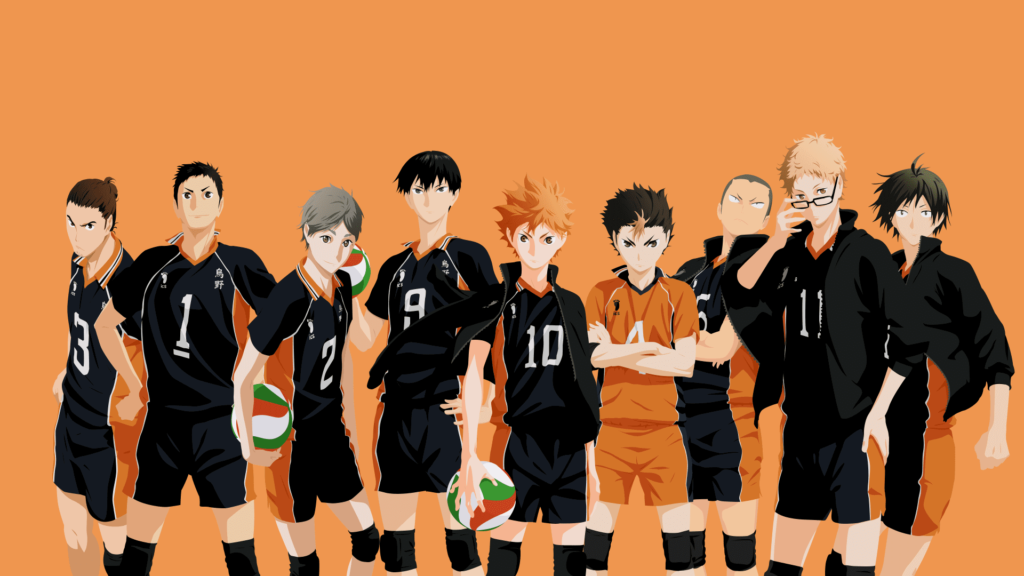 Haikyuu For Laptop Wallpaper 2020