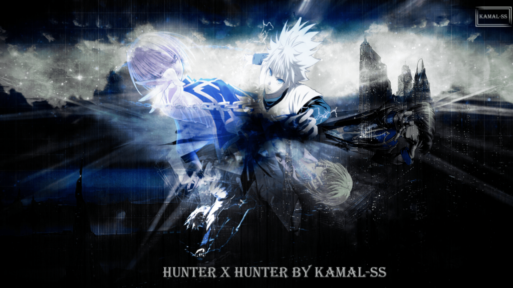 Hunter X Hunter For Laptop Hd Wallpaper