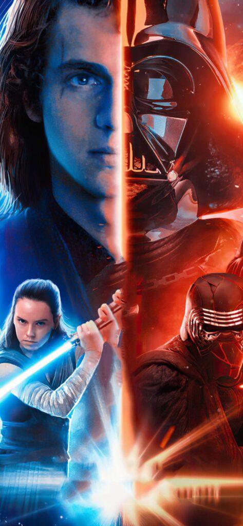 Star Wars Background 4k