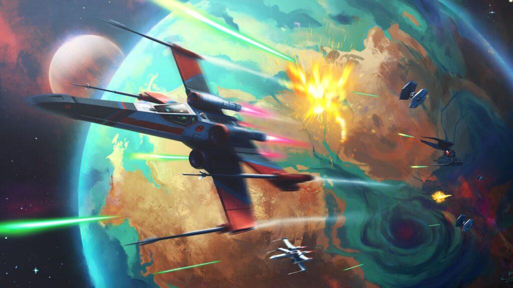 Star Wars Wallpaper 4k