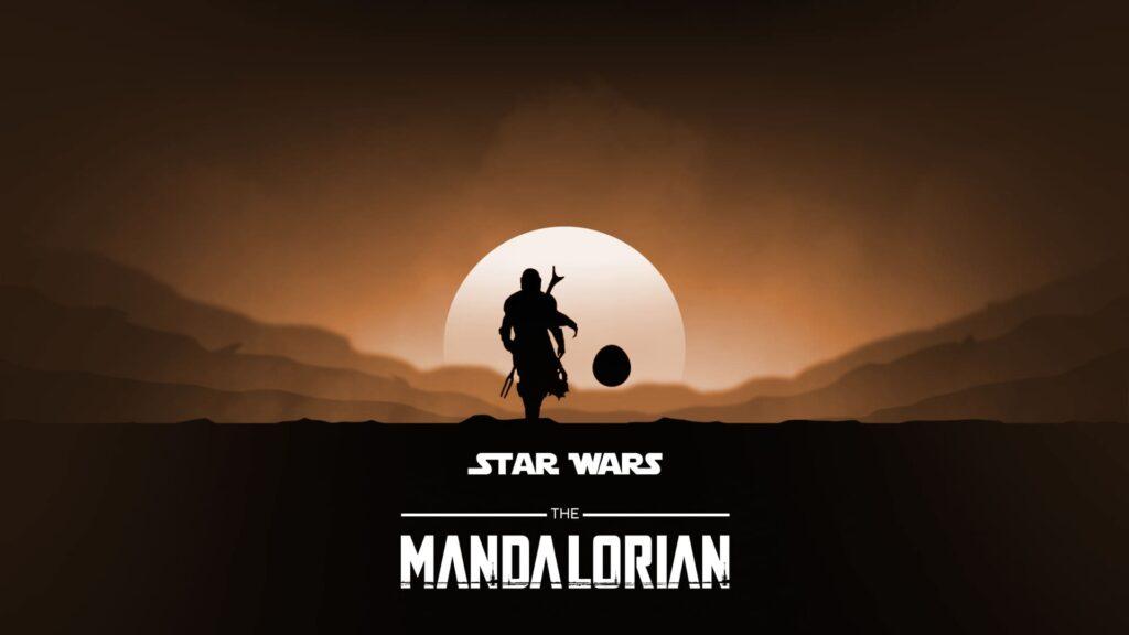 The Mandalorian Season 2 Wallpaper