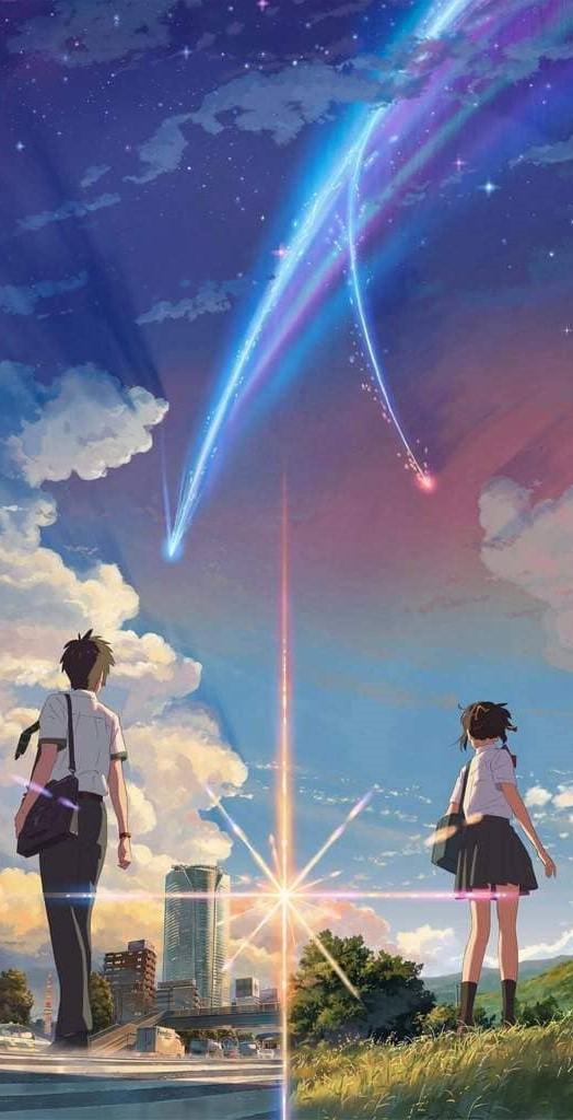 Your Name Iphone Wallpaper