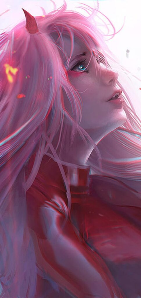 Zero Two Wallpaper For Hd