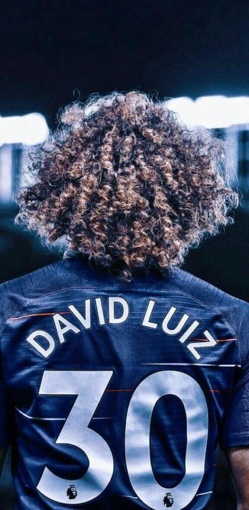 David Luiz Wallpaper