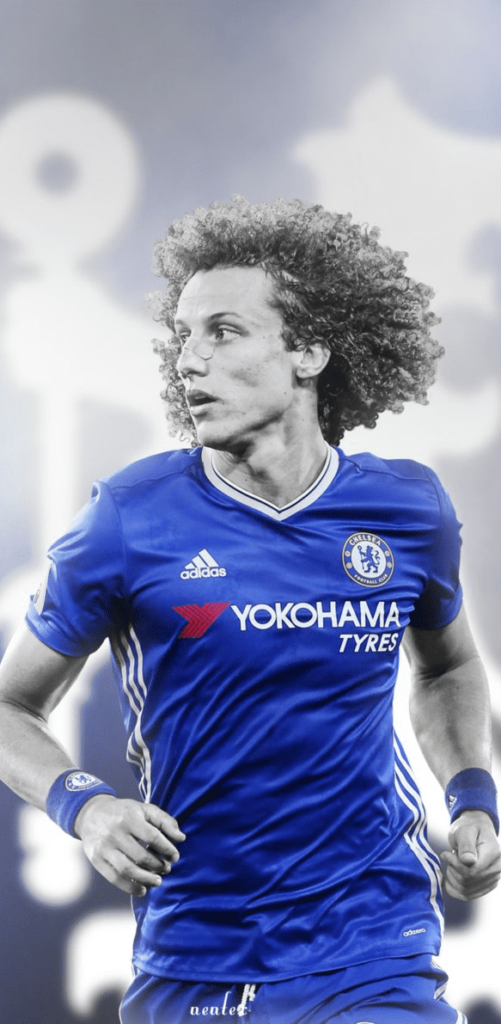 David Luiz Wallpaper Mobile