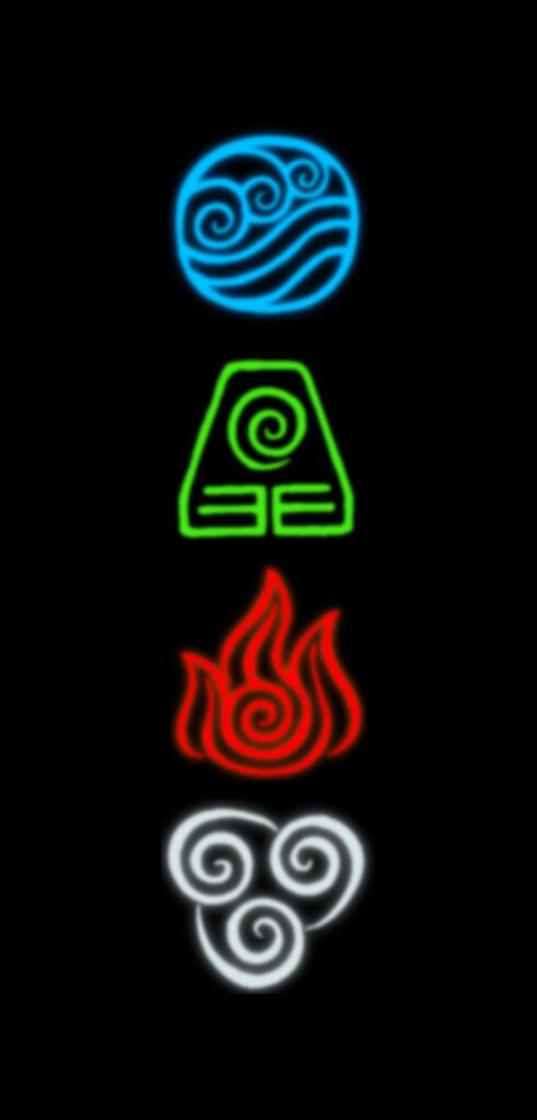 Elements Backgrounds