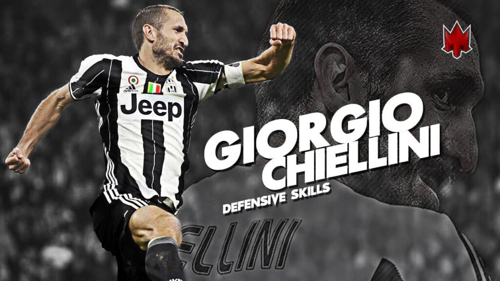 Giorgio Chiellini Desktop Wallpaper