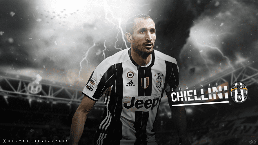 Giorgio Chiellini Pc Wallpaper
