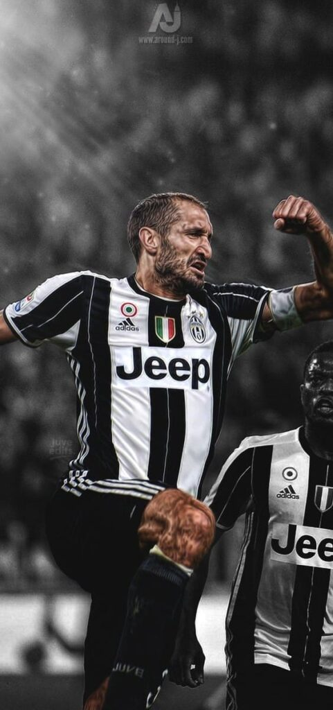 Giorgio Chiellini Wallpaper Hd