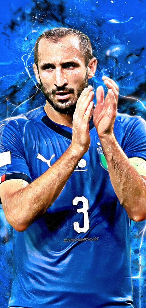 Giorgio Chiellini Wallpaper Iphone