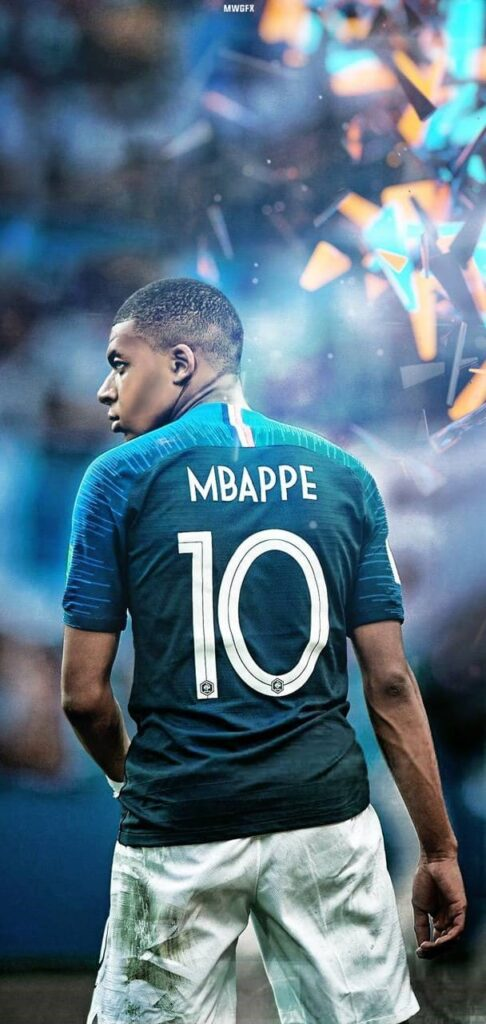 Kylian Mbappe Wallpaper