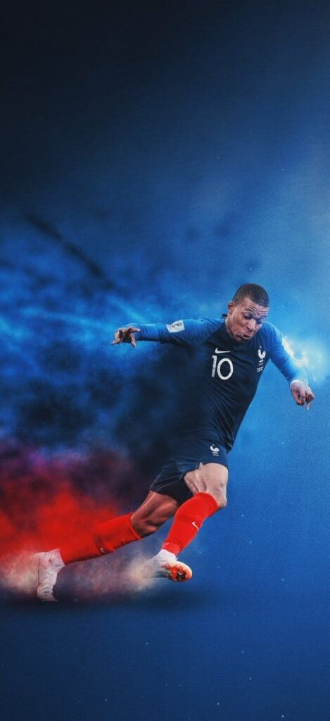 Kylian Mbappe Wallpaper 4k