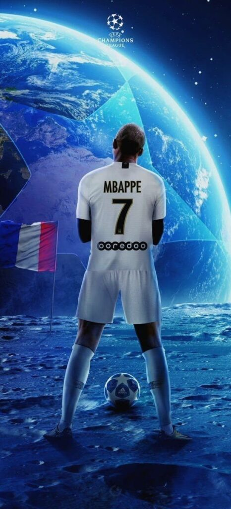 Kylian Mbappe Wallpaper Android