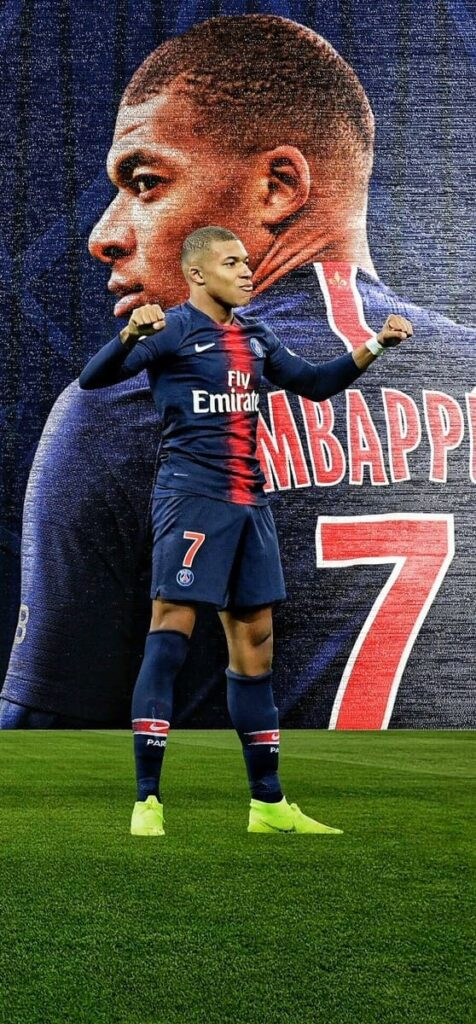 Kylian Mbappe Wallpaper Mobile