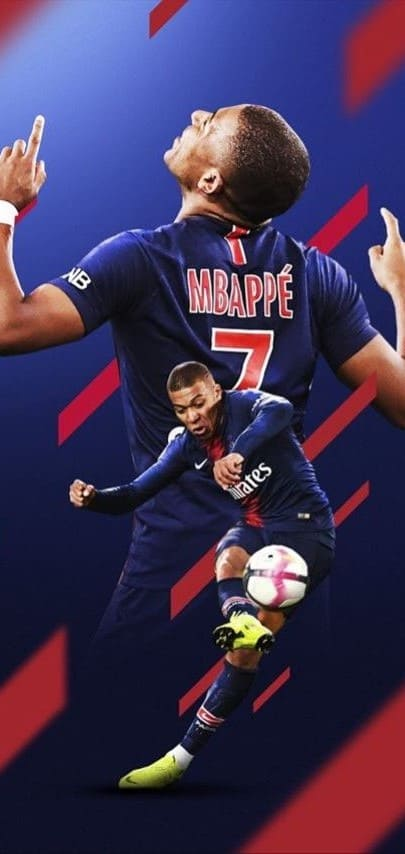 Kylian Mbappe Wallpaper Iphone