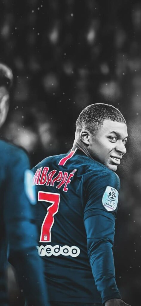 Kylian Mbappe Wallpapers