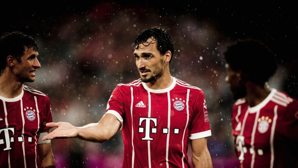 Mats Hummels Pc Wallpaper