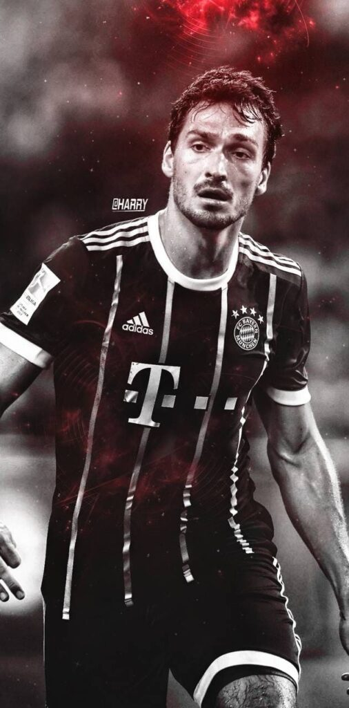 Mats Hummels Wallpaper 2020