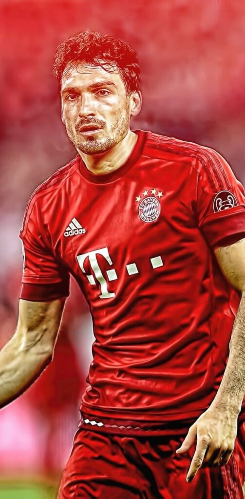 Mats Hummels Wallpaper