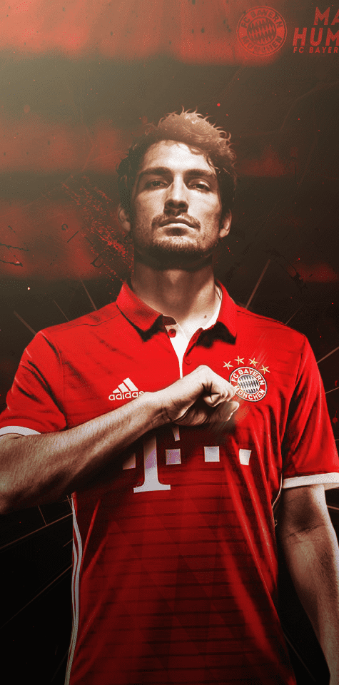 Mats Hummels Wallpaper Hd