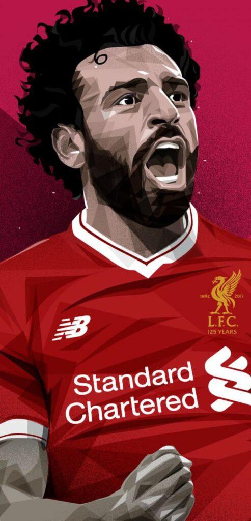 Mohamed Salah Wallpaper Android
