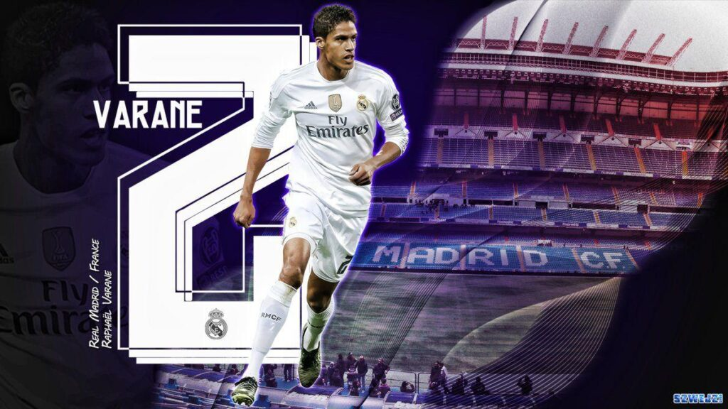 Raphaël Varane Pc Wallpaper
