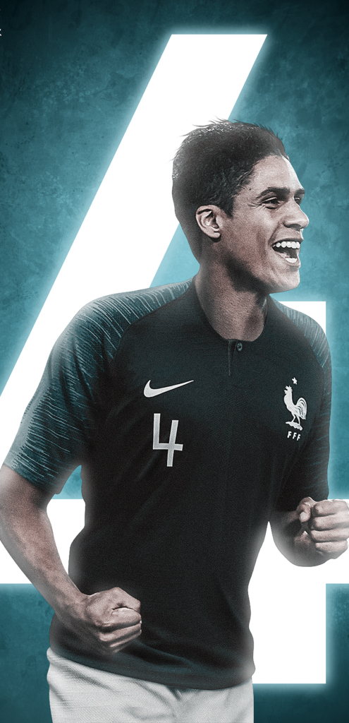 Raphaël Varane Wallpaper 2020