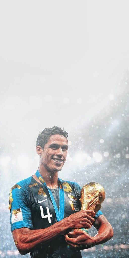 Raphaël Varane Wallpaper 4k