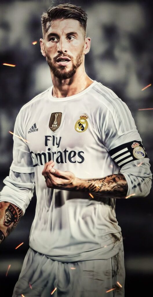 Sergio Ramos Backgrounds
