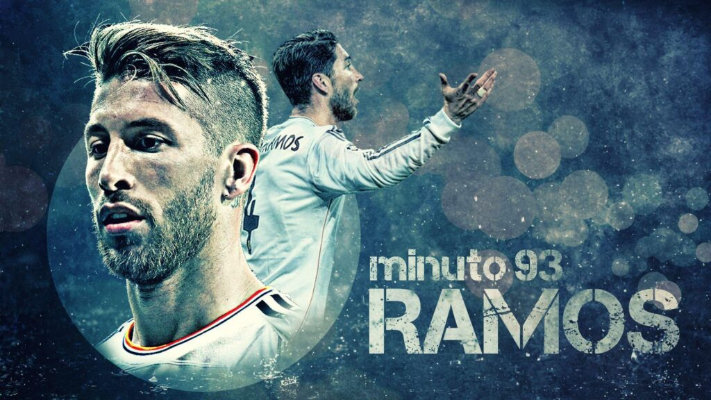Sergio Ramos Desktop Wallpaper