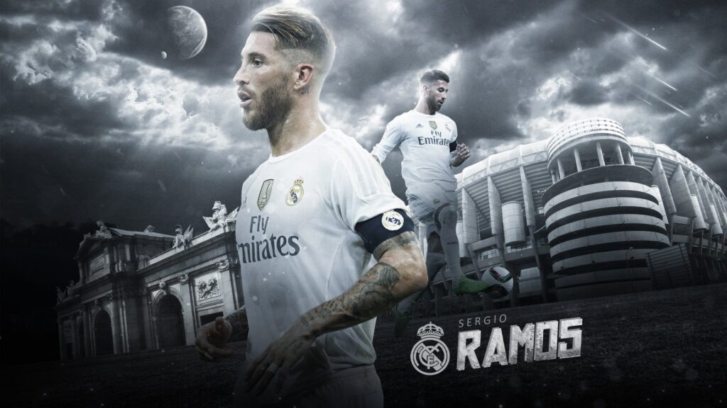 Sergio Ramos Pc Wallpaper